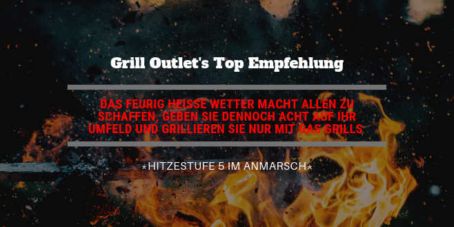 Grill Outlet's Top Empfehlung