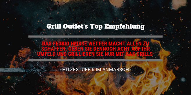 Grill Outlets Top Empfehlung
